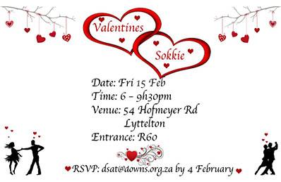 Valentines Sokkie