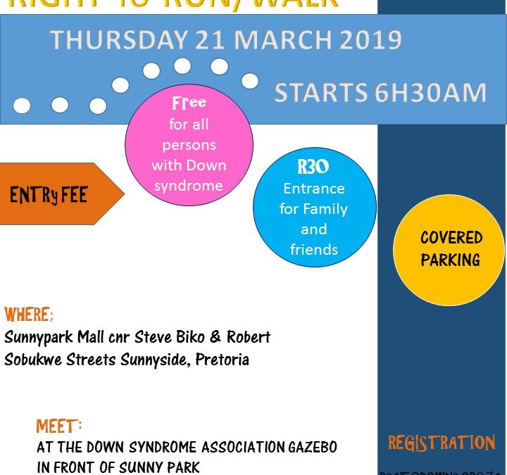World Down syndrome day Event