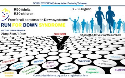 Run For Down Syndrome