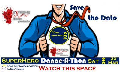 Danceathon Save The Date